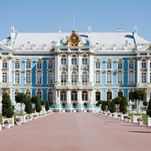 Catherine Palace in Pushkin (Tsarskoye Selo)