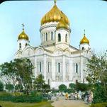 Храм Христа Спасителя до сноса в 1931 г.