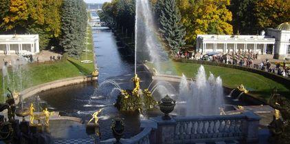 San Petersburgo en 4 días con guía de san petersburgo en español