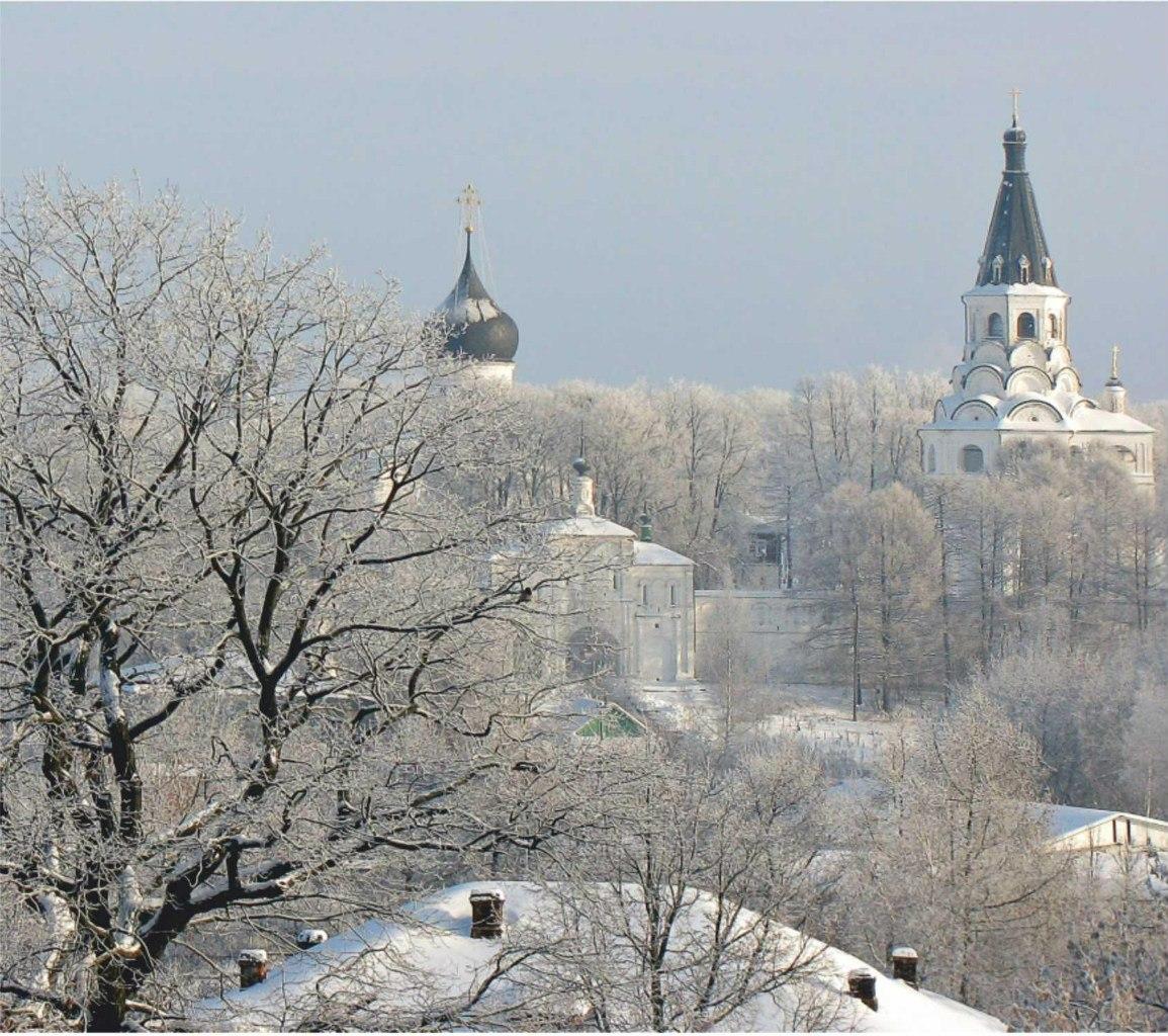 ville d'Alexandrov, l'anneau d'or de la Russie