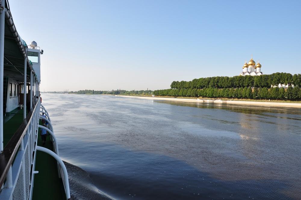 Yaroslavl: una de las paradas de su crucero por el Volga