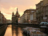 Saint Petersburg private guide