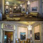 Hôtel Roumiantsev à Saint-Pétersbourg, musée de l'histoire de la ville