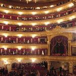 El Teatro Bolshói en Moscú, Excursiones y paseos en español