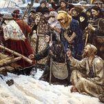 La boyarda Morozova, una martir de los viejos creyentes