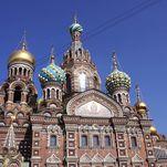 3 demi-journées à Saint-Pétersbourg: programme des excursions en français avec un guide privé
