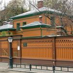 Leo Tolstoy house museum in Khamovniki, guided tour