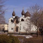 Cathédrale de l'Intercession du Couvent des Saintes-Marthe-et-Marie, Moscou