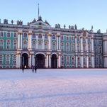 Visita al Hermitage
