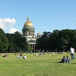 Séjour en famille à Saint-Pétersbourg, voyage avec des enfants. Programme, visites et activités