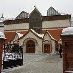 La Galerie Tretiakov, visite guidée en français