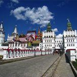 Le Kremlin en bois d'Izmaïlovo
