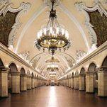 Экскурсии по московскому метро на английском, французском, испанском языках