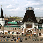 Ф. Шехтель Ярославский вокзал