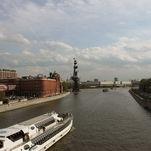 Croisière sur la Moskova: les ballades en bateau, dîner-(ou déjeuner) croisière