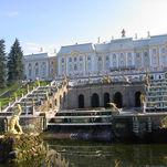 Palacio y los Jardines de Peterhof