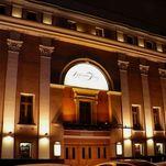 Le théâtre Stanislavski et Nemirovitch-Dantchenko à Moscou