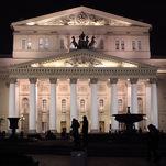 la visite de Moscou Théâtral: le théâtre Bolchoï, la visite des coulisses et des intérieurs, la scène historique