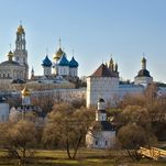 Guided tour to Sergiyev Posad - The Trinity Lavra of St. Sergius monastery