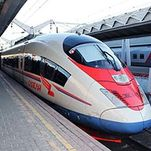 Sapsan Moscow - Saint Petersburg high-speed train, schedule, prices and tickets