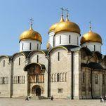 La cathédrale de la Dormition (Kremlin)