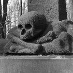Le cimetière Vvedenskoyé (cimetière allemand) à Moscou