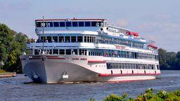 Barco de 3 estrellas Zosima Shashkov,  Cruceros fluviales por el Volga