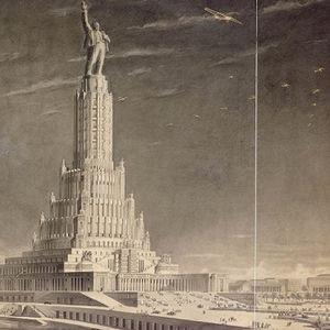 Le projet du Palais des Soviets