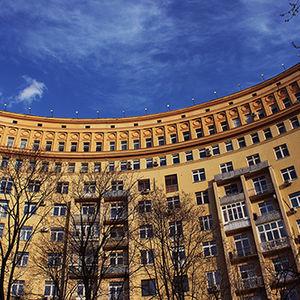 La maison des architectes à Moscou sur le quai Rostovskaya