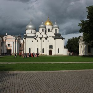 Cathédrale Saint-Sophie de Novgorod-la-Grande. Visiter Veliki Novgorod