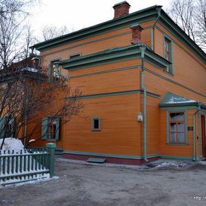 la casa-museo de León Tolstói