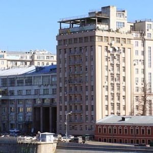 The House on the Embankment in Moscow