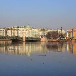 Visite panoramique du centre ville de Saint-Pétersbourg