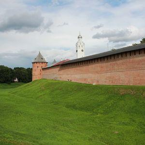 Le Kremlin de Veliki Novgorod