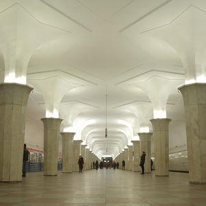 Visite du métro de Moscou, jour 4