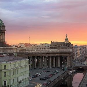 Крыши Санкт-Петербурга - обзорная экскурсия