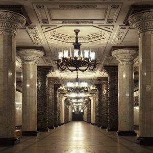 le métro de Saint-Pétersbourg: architecture, histoire, visite guidée