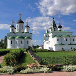Iaroslavl - capitale de l'Anneau d'Or