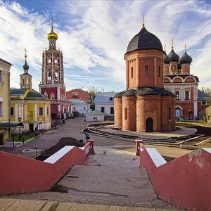 Monasterio Vysoko-Petrovski  (Alto de San Pedro)