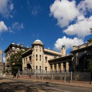 Musée de l'histoire politique à Saint-Pétersbourg