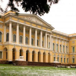 Russian Museum of Saint Petersburg guided tour, museum's main building - Mikhailovsky Palace