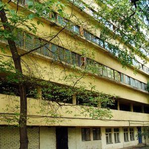 La Maison – commune de Ginzbourg (bâtiment de Narkomfin) à Moscou