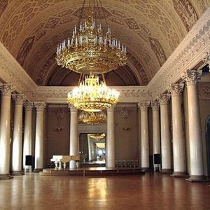 Excursión al palacio Yúsupov con guía en español