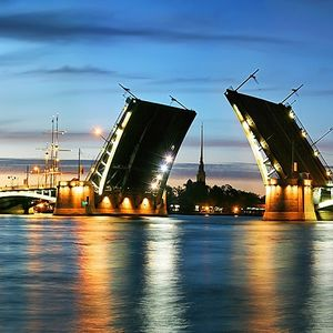 Saint Petersburg in 4 days: a panoramic sightseeing tour