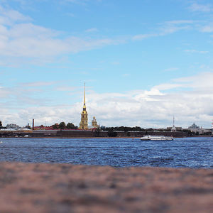 Peter and Paul Fortress visit