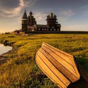 Croisière Moscou-Saint-Pétersbourg, version personnalisée, jour 7, escale à Kiji (Kizhy)