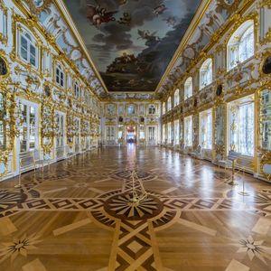 Saint-Pétersbourg, jour 2: la visite du palais de Peterhof