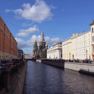 Croisière Saint-Pétersbourg-Moscou, jour 2
