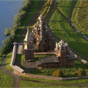 la isla de Kizhi, Cruceros fluviales de Moscú a San Petersburgo