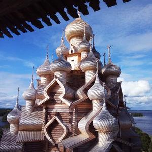 Croisière 5 étoiles Saint-Pétersbourg – Moscou, jour 4 - Kiji